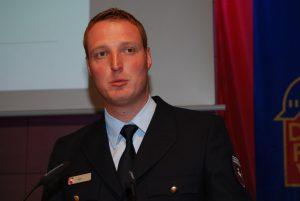 Brandrat Martin Voß, Foto: Matthias Oestreicher/DFV